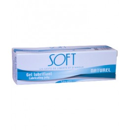 Gel lubrifiant SOFT NATUREL - Tube de 60ml