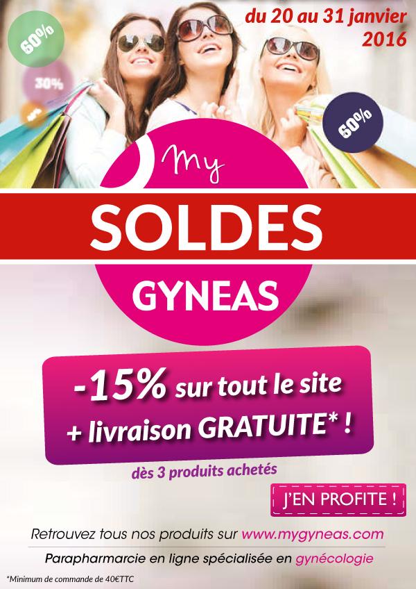 soldes mygyneas