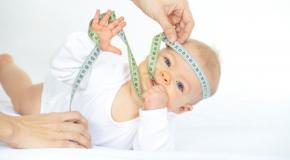 Suivre la croissance de bébé