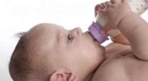 Laits végétaux et non-bovins dangereux pour les bébés