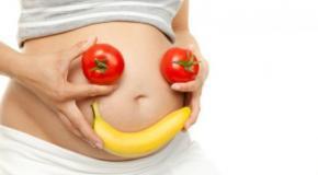 Votre alimentation pendant la grossesse